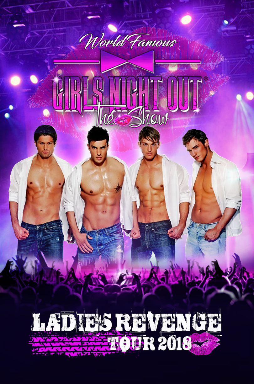 home girls night out the show